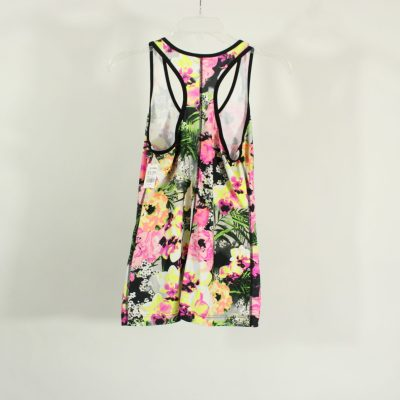 Fila Floral Athletic Tank | Size S