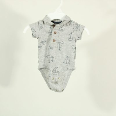 Just One You By Carter's Sailboat Onesie | Size Newborn