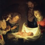Adoration-of-the-Child-Honthorst-c1622