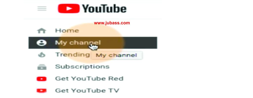 How to Get a YouTube profile link-Nigeria