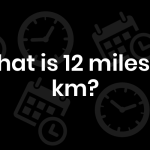 2 Mile To KM: How To Convert Mile to Kilometer