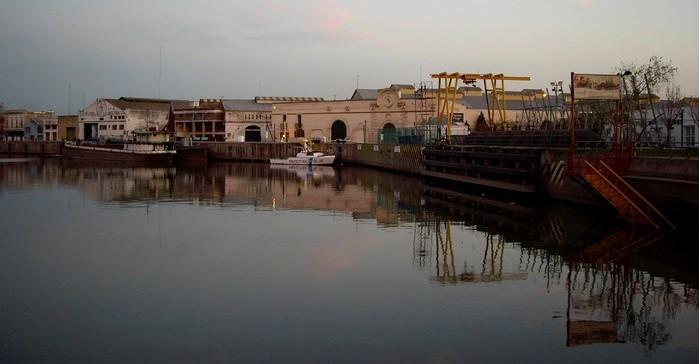 Hafen La Boca