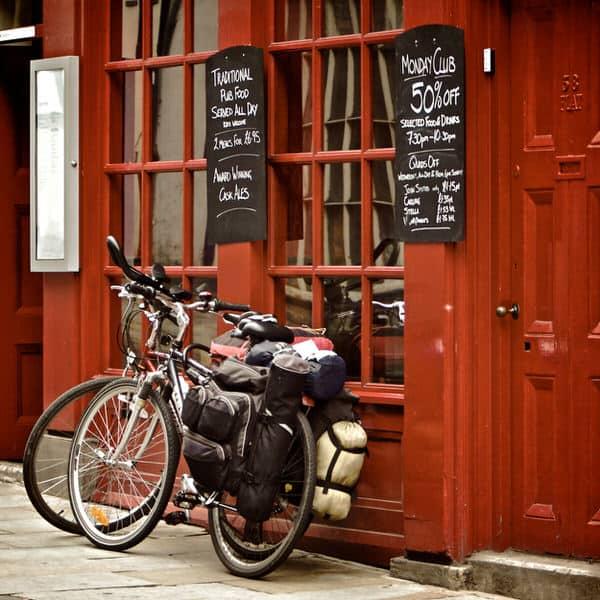 retiring abroad+bicycles