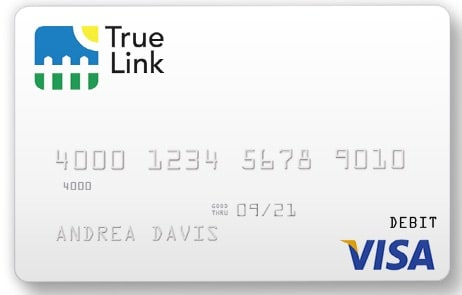 independence with a prepaid debit card+TrueLinkVisa