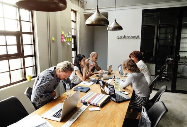 retirement income planning for women+office