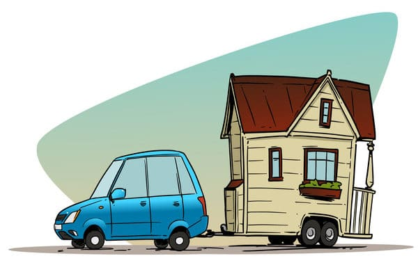 retire and relocate+car-towing-house