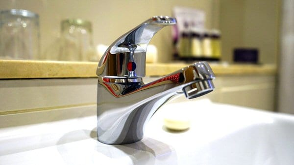 prepare your bathroom to age in place+single-lever-faucet