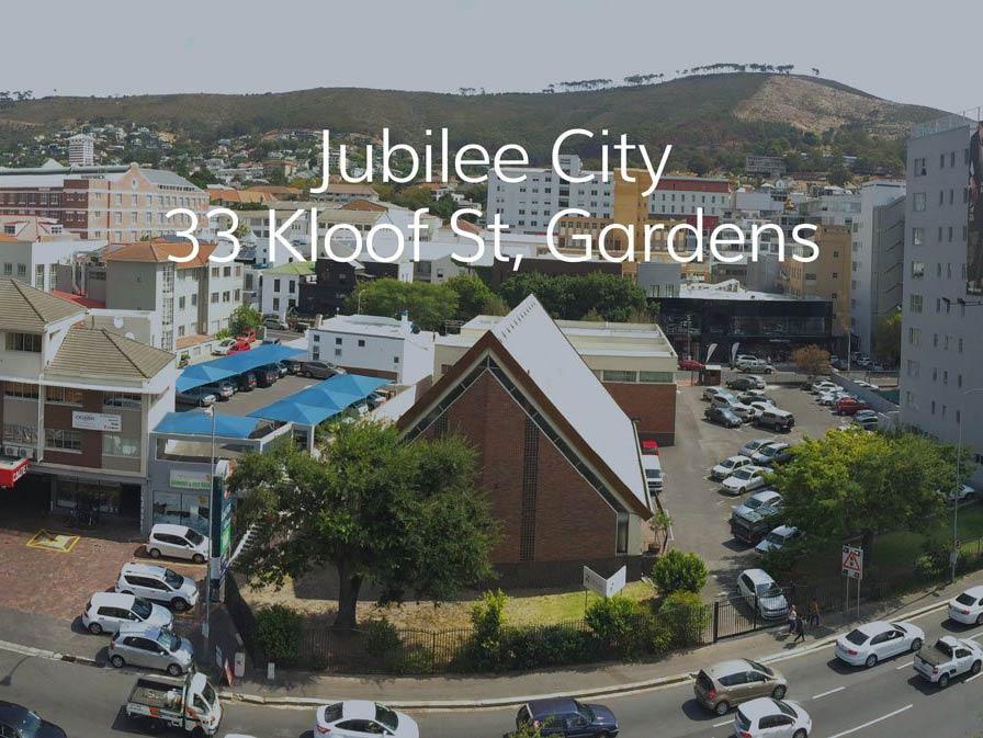 Jubilee Community Church at Jubilee City - 33 Kloof St, Gardens