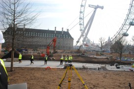Jubilee Gardens Construction