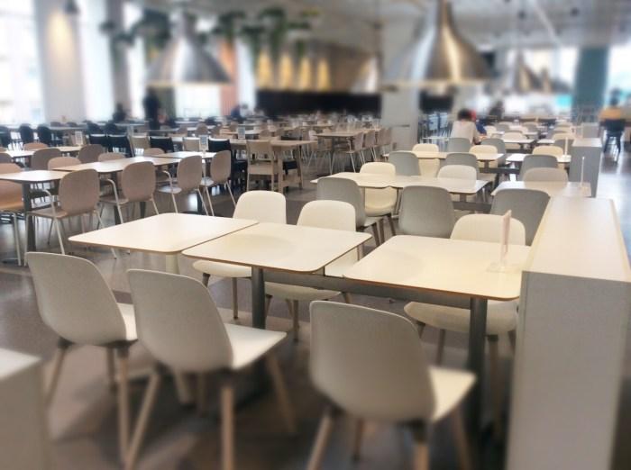IKEA新宮カフェ2F