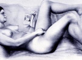 Betty Dodson masturbare