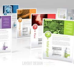 Flyer & Brochure Design by Judah Creative (Branson, MO - Springfield, MO)