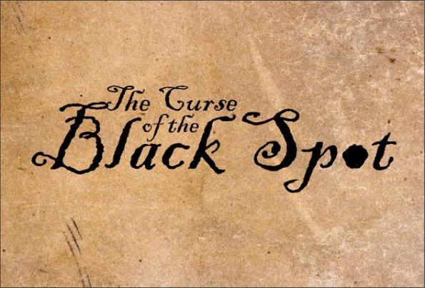 the curse of the black spot