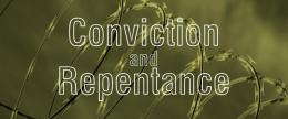 Conviction and Repentance