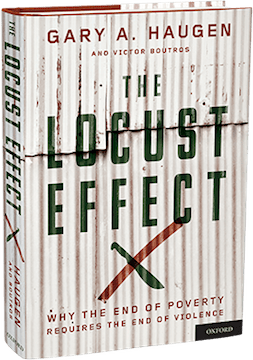 locust effect book