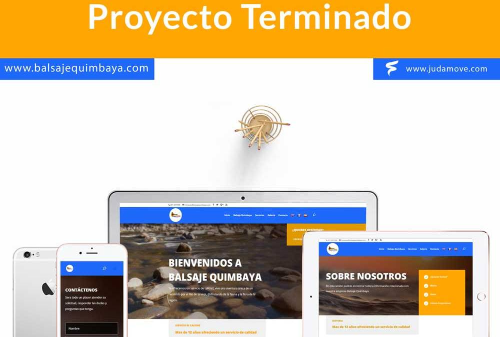 Balsaje Quimbaya