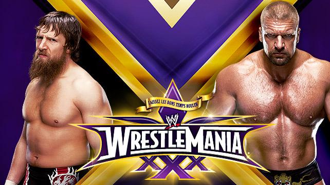 Bryan vs Triple H