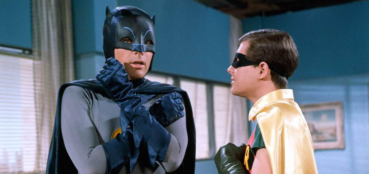 Pra muita gente, esse ainda é o Batman -- e eles não estão errados