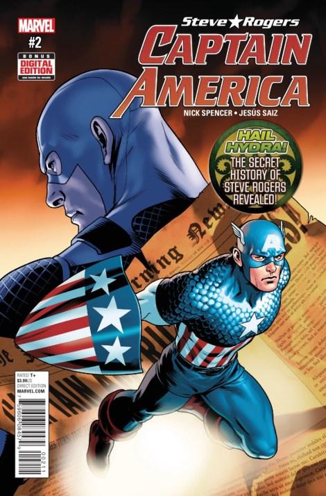 Capitão America: Steve Rogers #2
