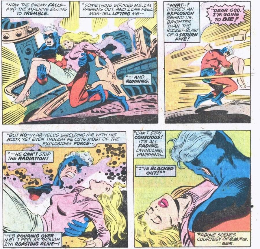 HQs pra ler DEPOIS de ver Capitã Marvel