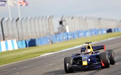 Judd DB4 GP2 car completes successful first test