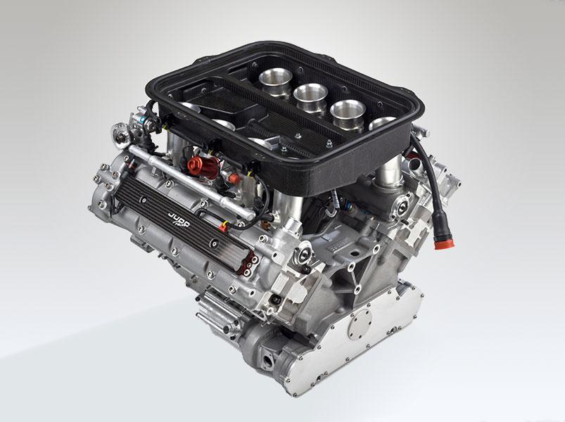 DB 4.4 L LMP1 V8
