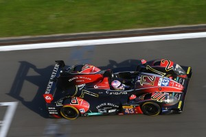 Success at Nurburgring for Judd Power