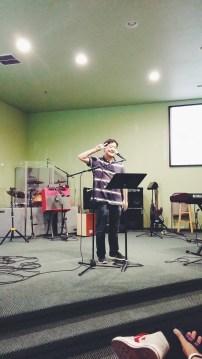 Kevin speaking on NEasia