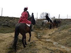 regency horsemen