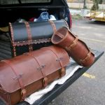 18th century luggage