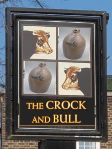 Crock and bull