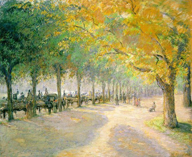 Pissarro_Hyde_Park