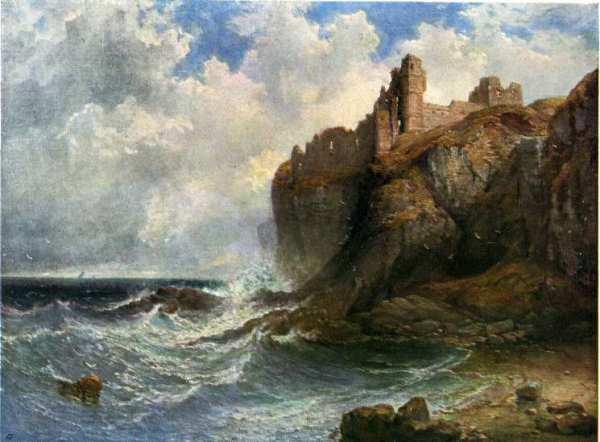 Tntallon castle