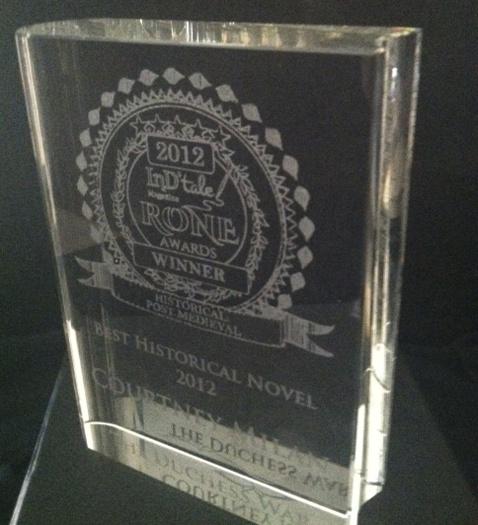 RONE Award small