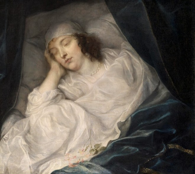 Venetia-Lady-Digby-on-her-deathbed