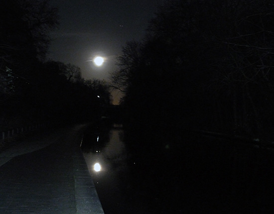 canal-path-at-night