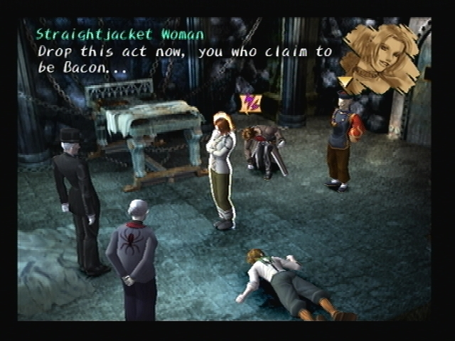 Image result for shadow hearts koudelka