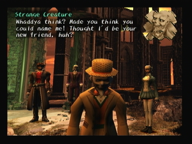 Image result for shadow hearts rodger