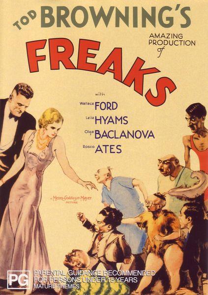 Teaching Tod Browning's FREAKS (1/5)