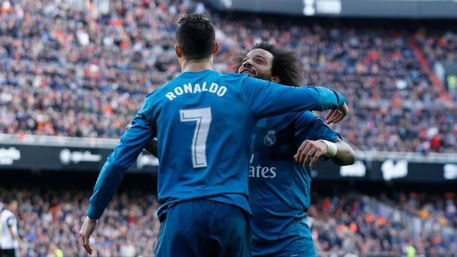 Pemain Bintang Cristiano Ronaldo Di Kabarkan Akan Merayu Salah Satu Pemain Marcelo Untuk Gabung Juventus