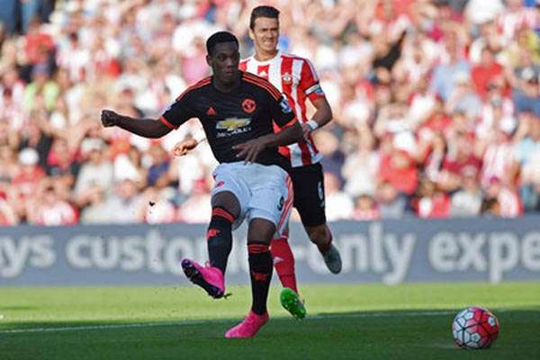 pemain Anthony Martial