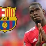 Pogba Sudah Setuju Pindah ke Barcelona ?