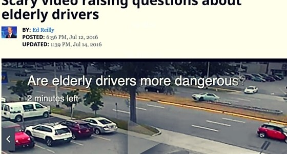Are Elderly Drivers Really Dangerous? Thoughts On Age Friendly Driving