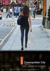 O-Dose London - Fragrance Oils - City fragrances for city wear - City London Collection - Cosmopolitan City