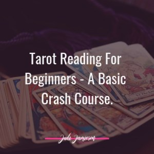 Tarot reading for beginners - A basic quick crash course