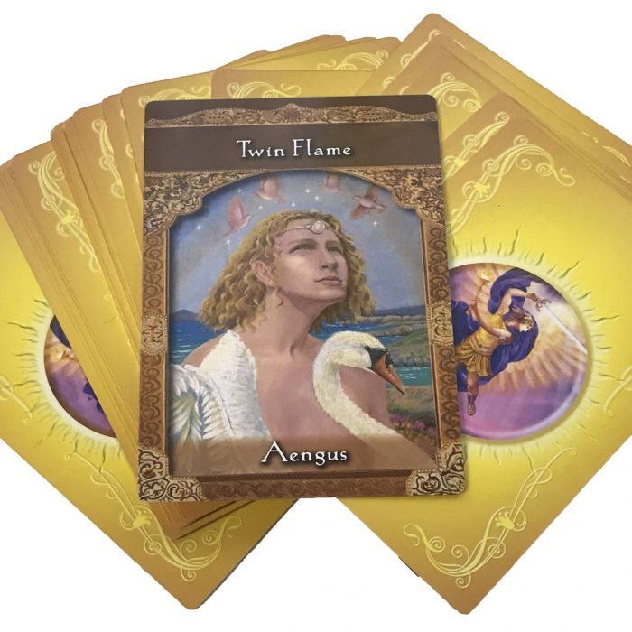 Ascended Masters Card Twin Flame