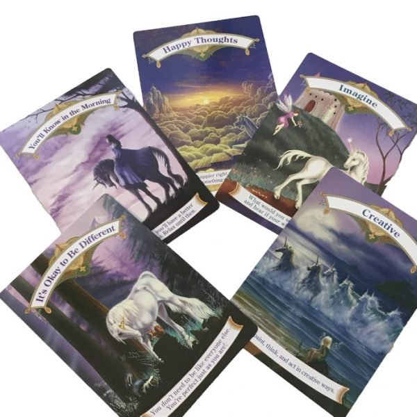 Magical Unicorns Oracle cards