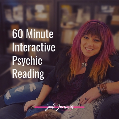 Private reading - 60 Minute private interactive reading