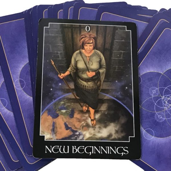 Psychic Tarot Oracle Deck