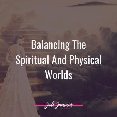 Balancing the spiritual and physical worlds